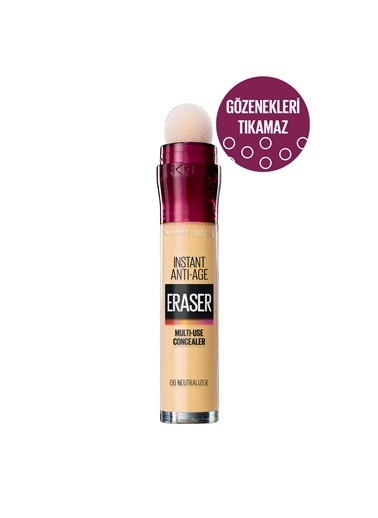Maybelline Maybelline New York Instant Anti Age Eraser Kapatıcı - 06 Neutralizer Ten